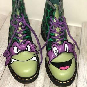 Dr. Martens Teenage Mutant Ninja Turtles Boots